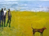 dog-walking-450-x-550-oil-on-canvas